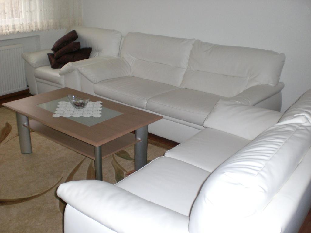 Wohnzimmer Möbel komplett mit Schrank,Tisch,Sitzgarnitur