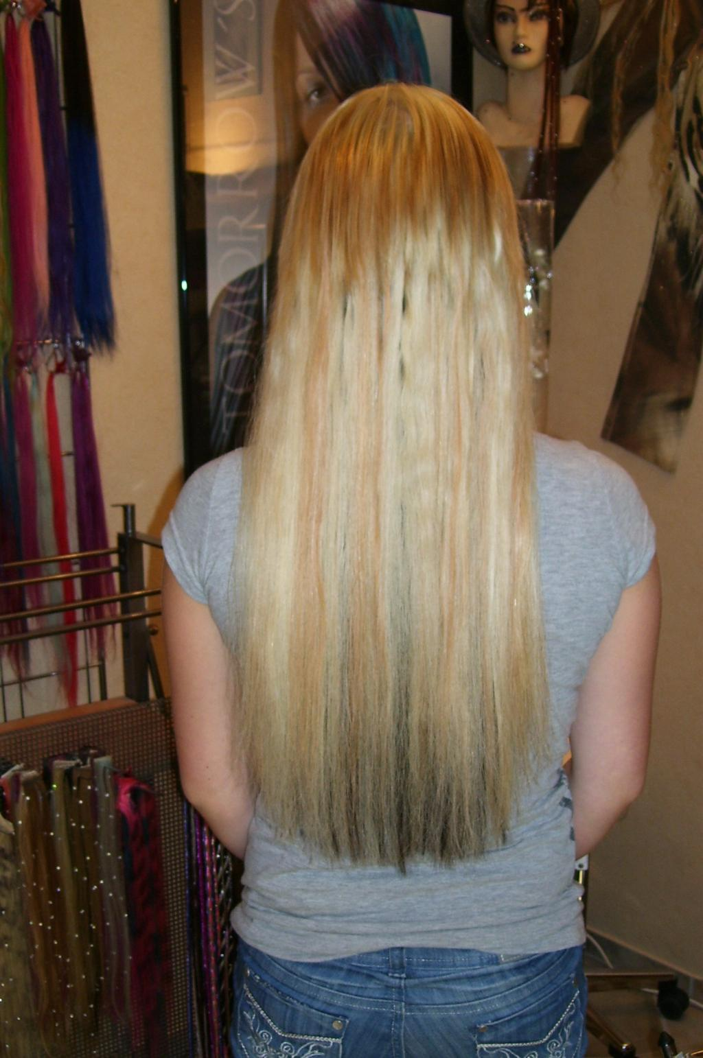 Extensions friseur celle