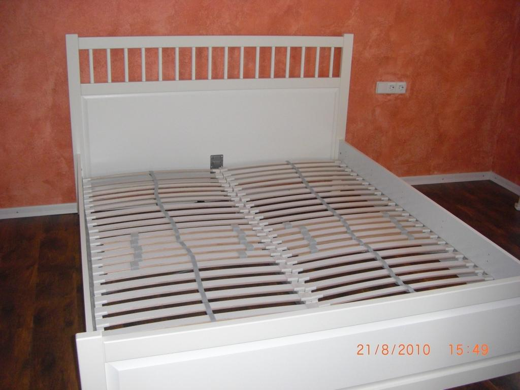 ikea bett hemnes weiss. Black Bedroom Furniture Sets. Home Design Ideas