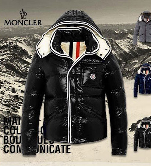 moncler branson black herren jacke winterjacke daunen. Black Bedroom Furniture Sets. Home Design Ideas