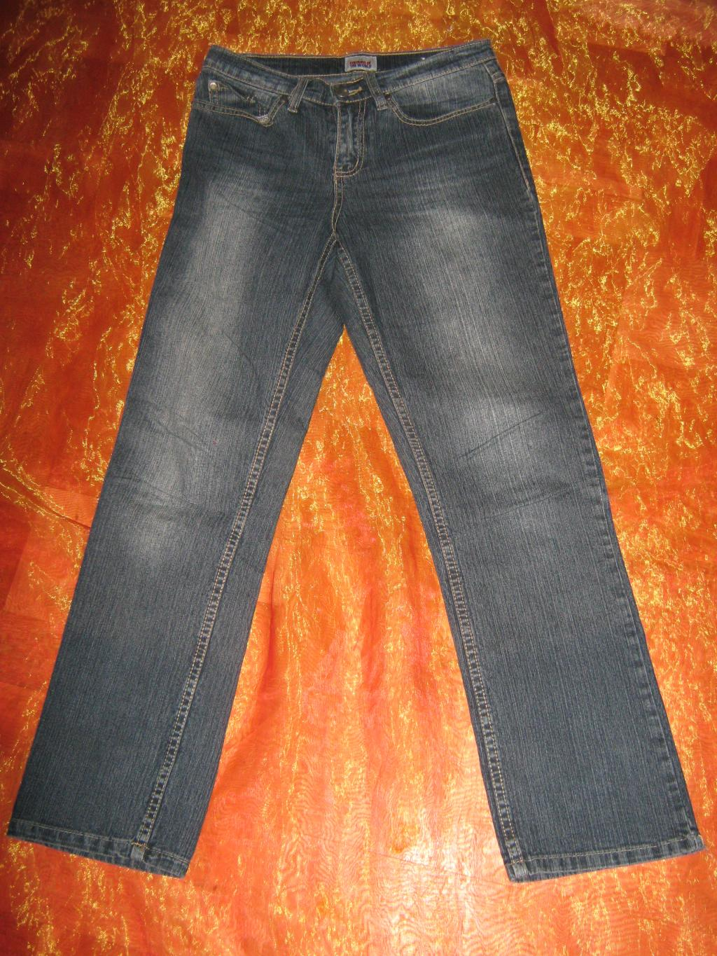 Foto 4 NEU* Sexy, klassisch Jeans Hose ''COLOURS OF THE WORLD'' Größe 34- 36/ S, 28