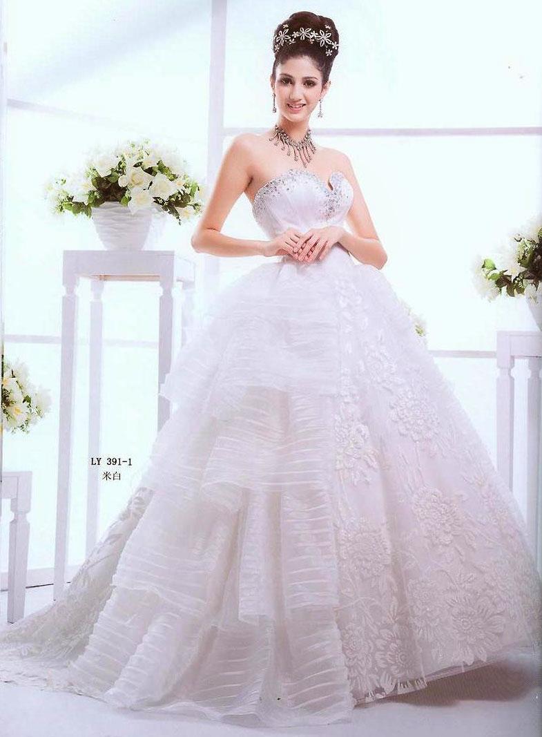 Hochzeitskleider von modekarusell.eu Gr34 - Gr 58