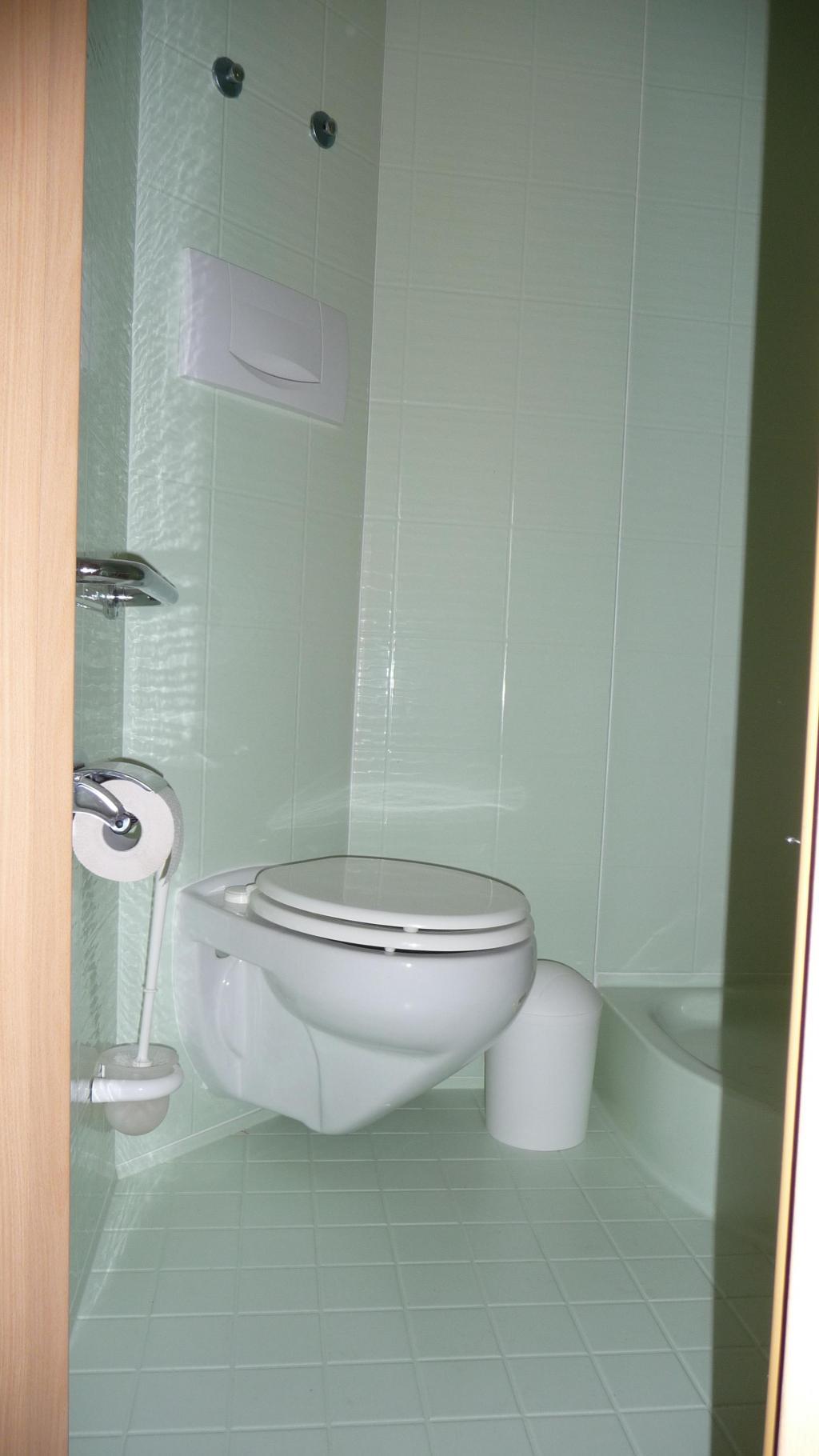 fertigbad nasszelle mit waschbecken dusche wc - Nasszelle Dusche Wc