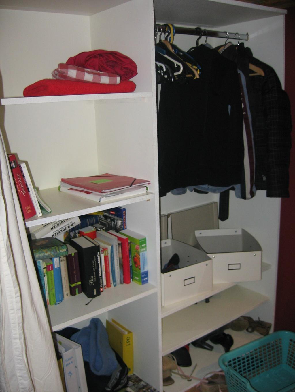 hochbett mit begehbarem kleiderschrank. Black Bedroom Furniture Sets. Home Design Ideas