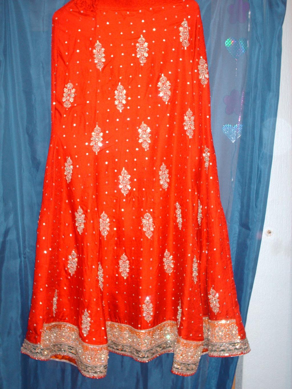 Schönes aus Indien / Indische Abendkleider