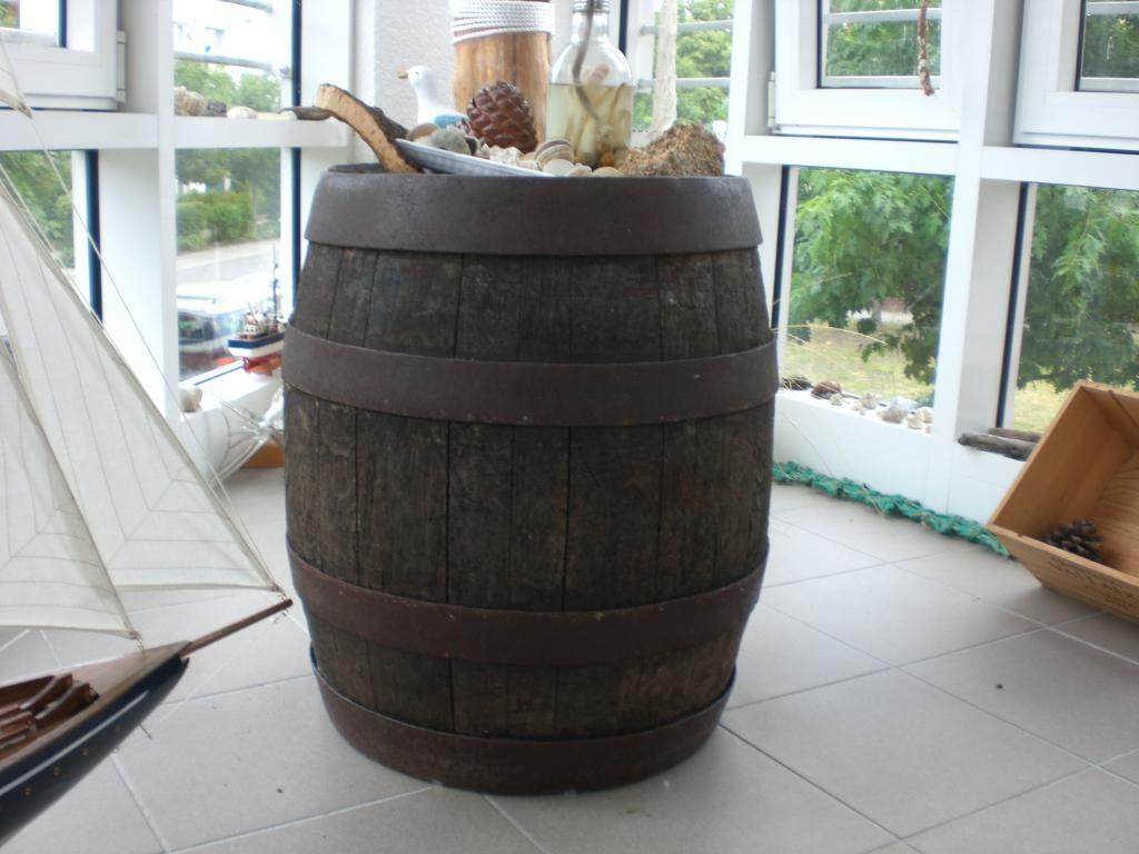 Holz Bierfass