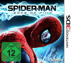 Foto 4 Spider-Man Edge of Time 3DS