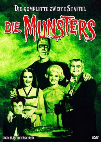 Foto 4 The Munsters - Staffel 2 (6 DVDs)