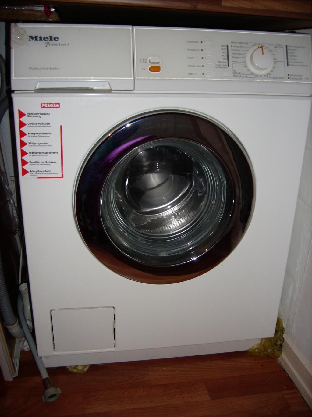 Waschmaschine Miele PrimaVera (Frontlader, 5 kg, 1400 U/min)