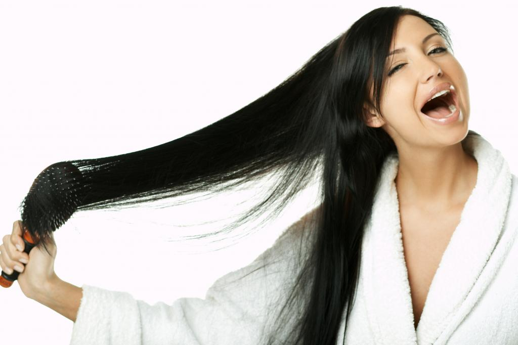 Выпадение волос после пересадки