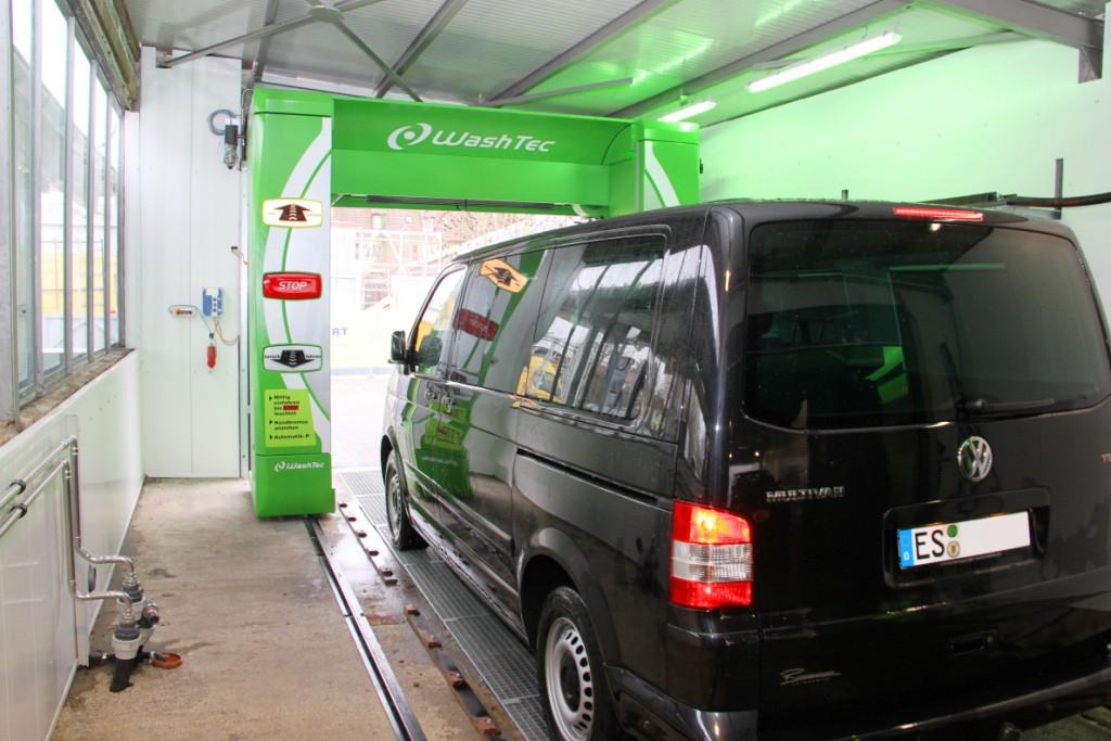 gro aum kirchheim neue textile auto waschanlage 39 39 besser. Black Bedroom Furniture Sets. Home Design Ideas
