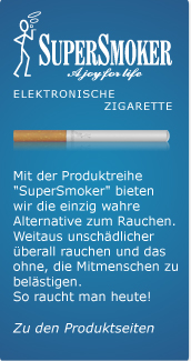 Foto 4 SuperSmoker® - Die wahre Alternative