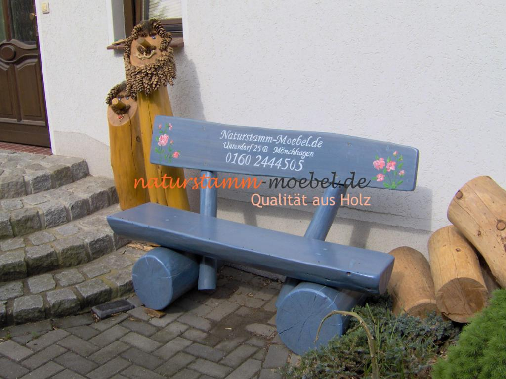 Rustikale Gartenmöbel aus Holz für Ihren Garten R2003