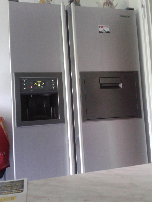 Side By Side Kühlschrank Samsung Rs 21 Kpms