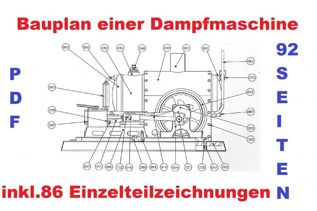Bauplan Terrassenuberdachung Pdf ~ Bauplan dampfmaschine modellbau pdf seiten technische