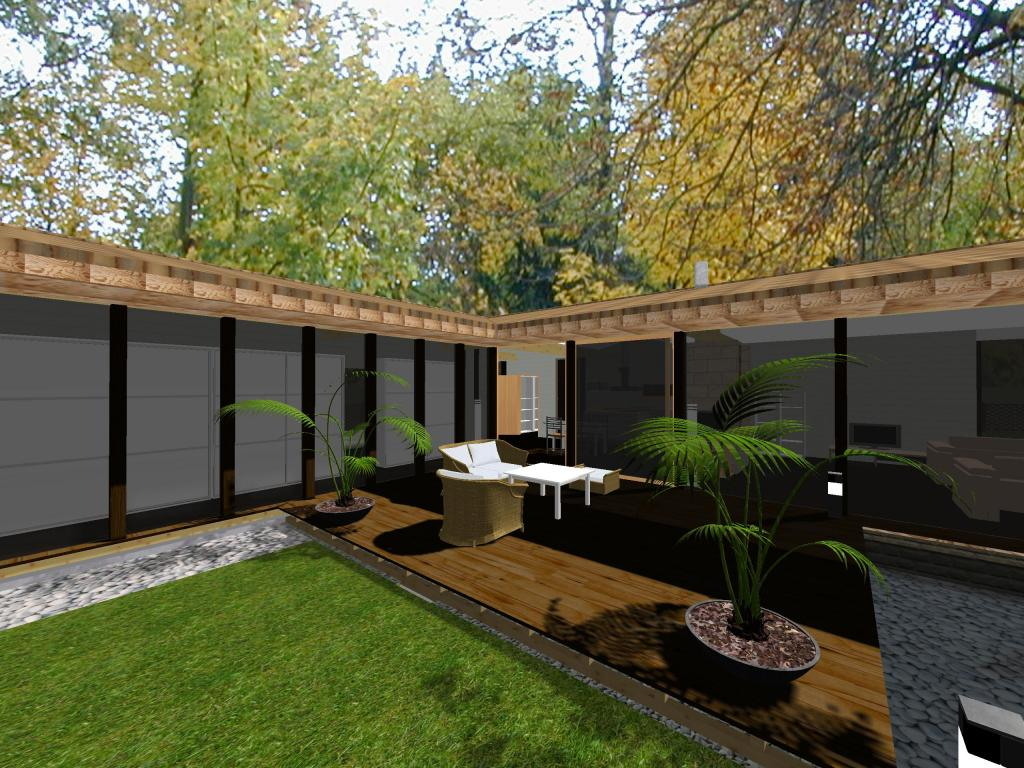 ökologische Häuser passive solarhäuser häuser in holz ökologische häuser
