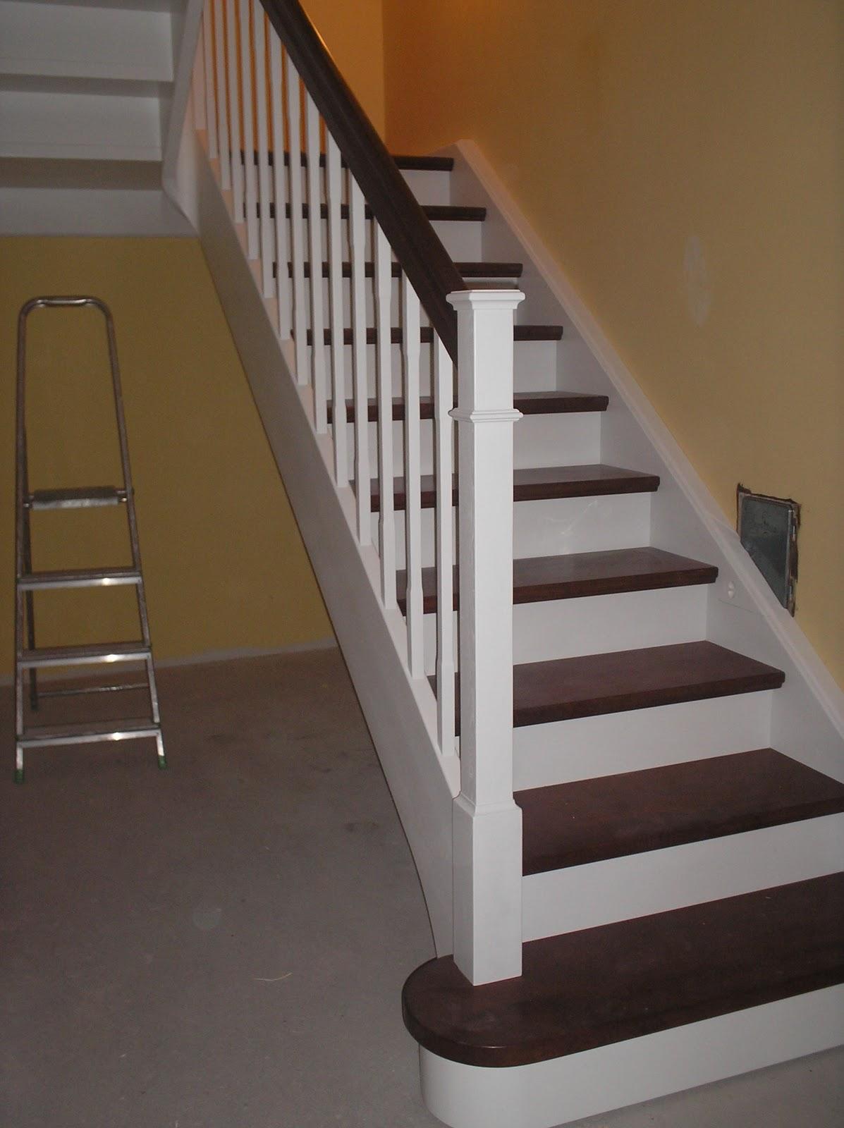 holztreppen aus polen vollholz bekleidung der betontreppen. Black Bedroom Furniture Sets. Home Design Ideas