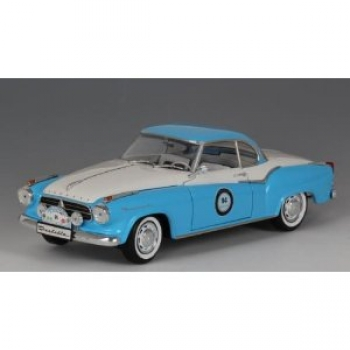 Foto 3 Borgward Isabella Coupe racing 1:18