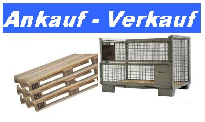 ankauf verkauf tausch v paletten europaletten u a u gitterboxen f r kunden in 75172. Black Bedroom Furniture Sets. Home Design Ideas