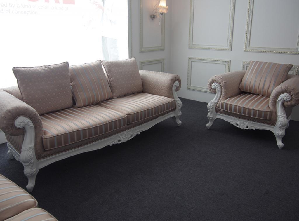 Sofa Couch Garnitur Set Ilaria Barock Rococo Antik Klassik ...