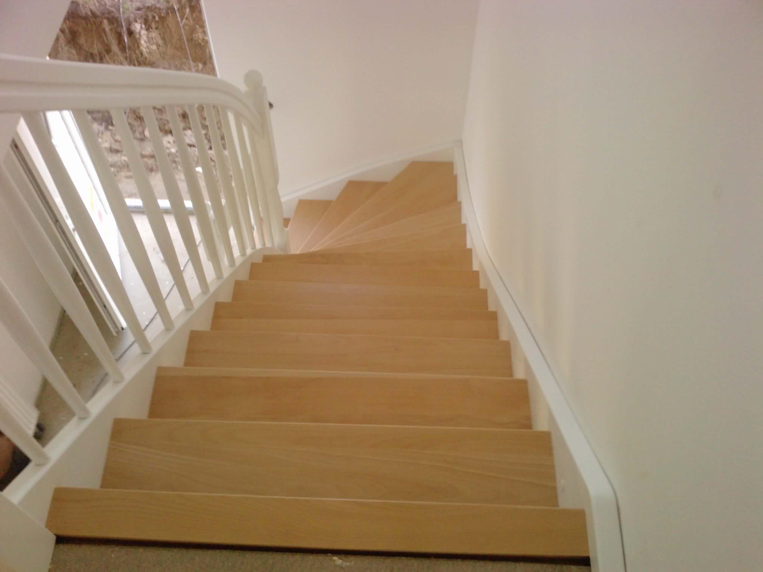 Treppengeländer Verkleiden wohnzimmerz treppengeländer verkleiden with betontreppe verkleiden