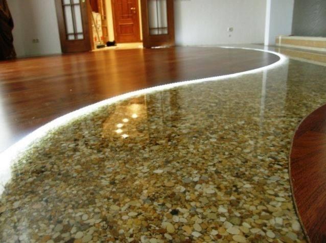 3d Bilder Für Fußboden ~ Tolle bodenbeschichtung d effekt foto fußböden uni