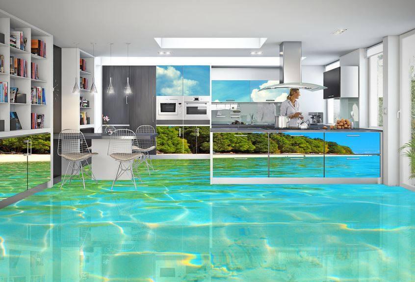 Fußboden 3d Bilder ~ Tolle bodenbeschichtung d effekt foto fußböden uni