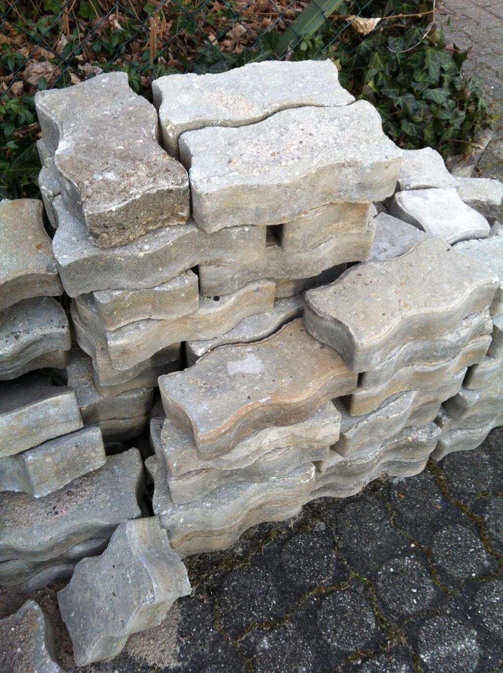 beton verbundsteine