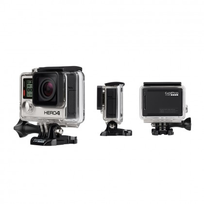 gopro hero4 black edition adventure chdhx 401 camera g nstig preiswert online bestellen. Black Bedroom Furniture Sets. Home Design Ideas