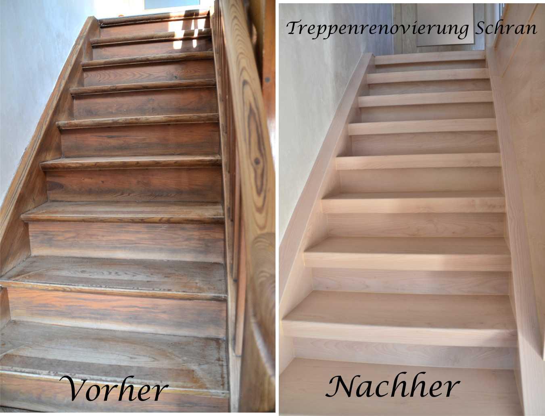 treppenrenovierung,treppensanierung, alte treppe renovieren