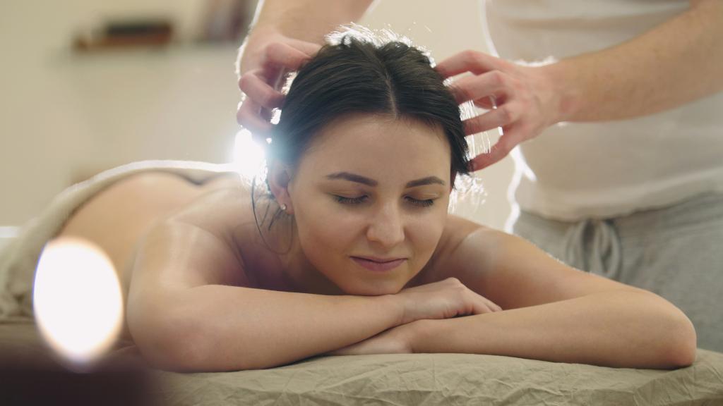 Mobile erotische Massage