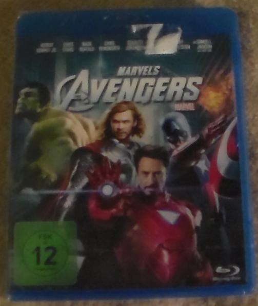 Foto 4 Marvel's The Avengers Bluray Action Fantasy Marvel Hemsworth Hiddleston Downey Evans Johansson